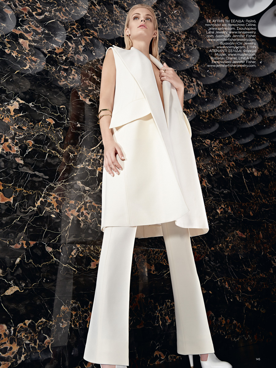 Harpers Bazaar Greece Michael Paniccia Fashion Photography Editorial NYC